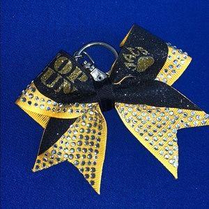 TG keychain bow